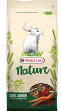 Cuni Junior Nature Versele pokarm dla królika 750g