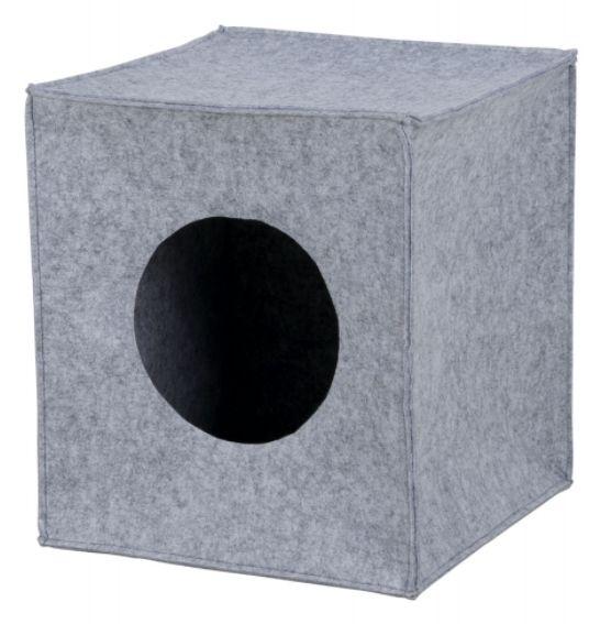 Inteligentny Trixie legowisko budka domek z filcu dla kota | Koty \ Legowiska NM54
